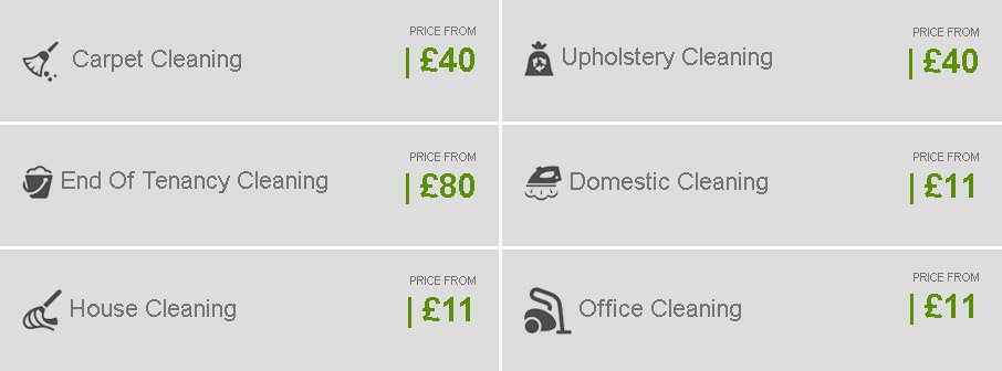 finsbury park best prices of cleaning